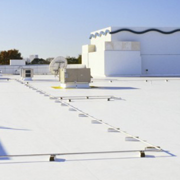 EverGuard SinglePly TPO Roof by Morris & Sons Roofing